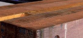 Ko Mats Timber mats for deck & barge protection